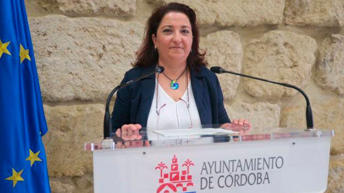 La concejala del PSOE Alicia Moya.