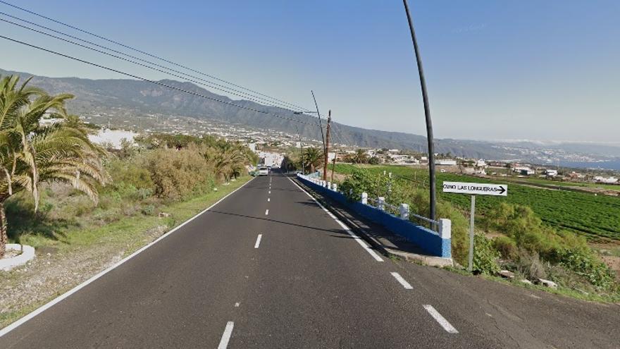 Un ciclista herido de gravedad tras sufrir una caída en Güímar