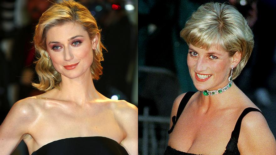 'The Crown' ya tiene a su nueva Lady Di: Elizabeth Debicki será la princesa Diana en las dos últimas temporadas