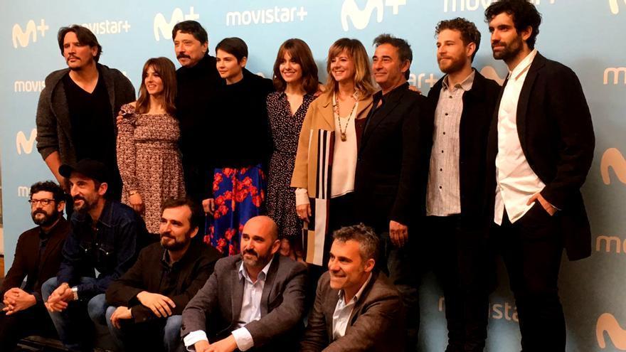 'La Zona' presenta reparto estelar con Emma Suárez y Eduard Fernández