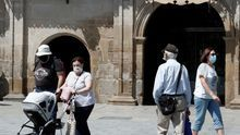 Aragón se suma a la mascarilla obligatoria a partir del lunes