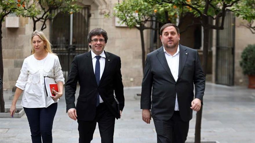El Gobierno catalán hará una oferta a la CUP el lunes para desbloquear la negociación