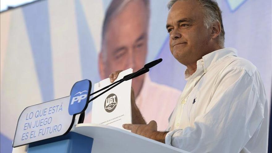 """González Pons cree que no ha habido un """"correctivo al bipartidismo"""""""