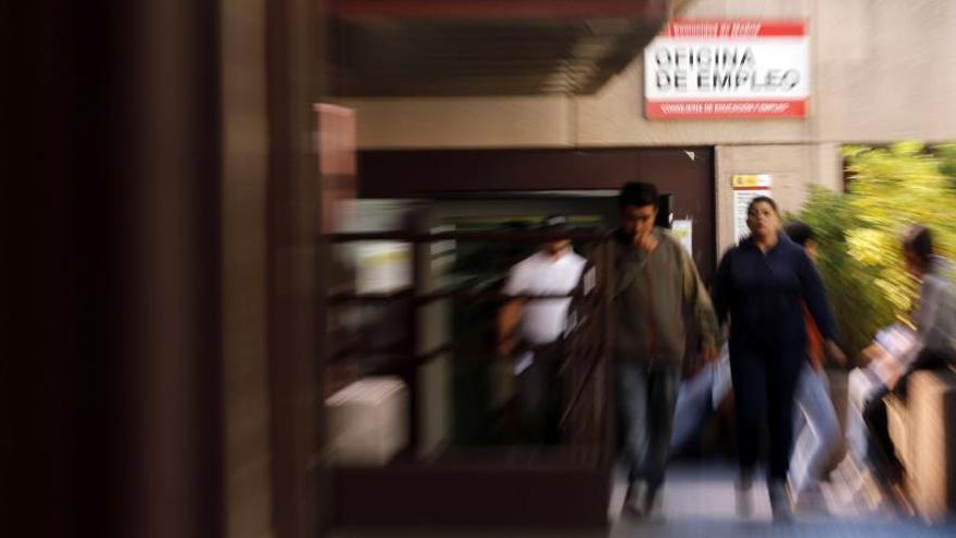 Los fondos para formación podrán usarse para pagar ayudas de desempleo