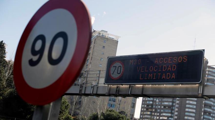 Madrid volverá el viernes al escenario 1 del protocolo anticontaminación
