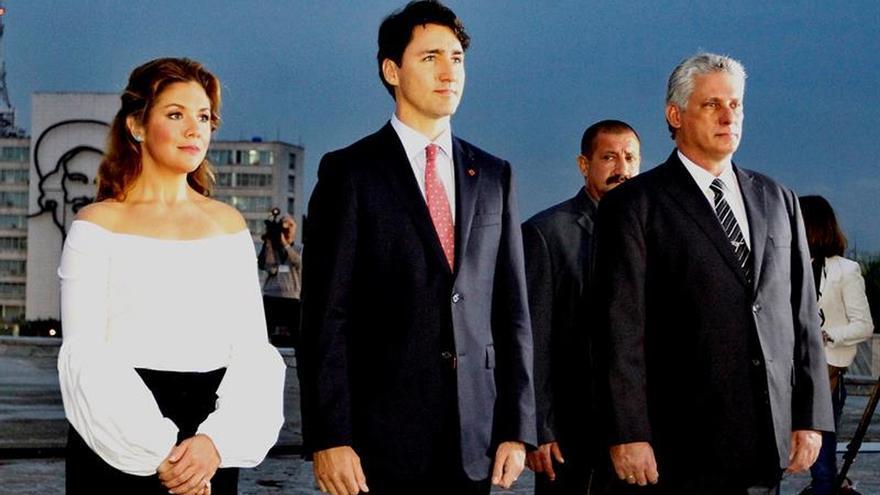 Trudeau estrecha con la Cuba de Raúl Castro los lazos políticos y personales