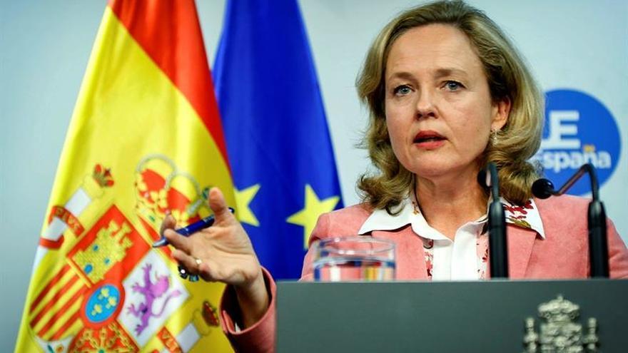 Calviño: el Gobierno hará lo posible para garantizar la seguridad jurídica