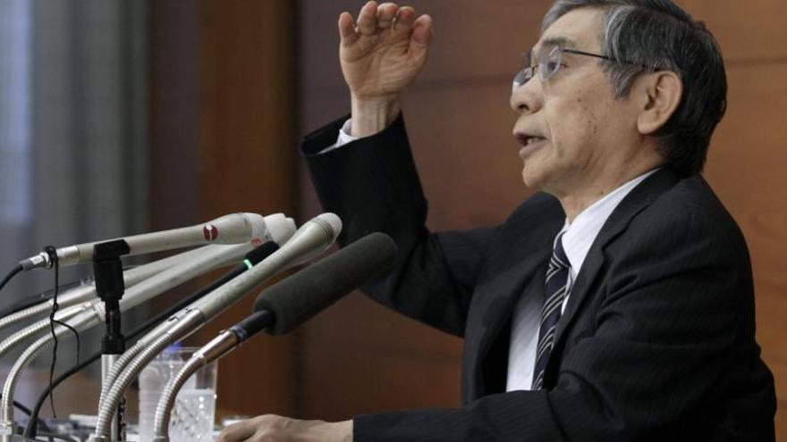 El Banco de Japón mantiene sus pronósticos de crecimiento económico
