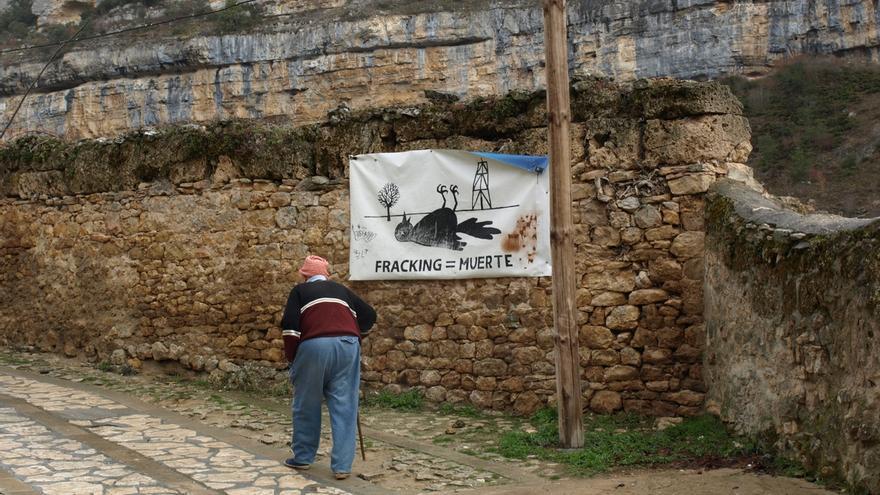 El Ministerio de Energía suspende los permisos de investigación de fracking 'Bezana' y 'Bigüenzo'