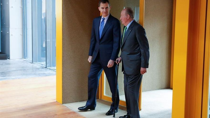 El Rey anima a lograr en innovación el salto que España ya dio en el deporte