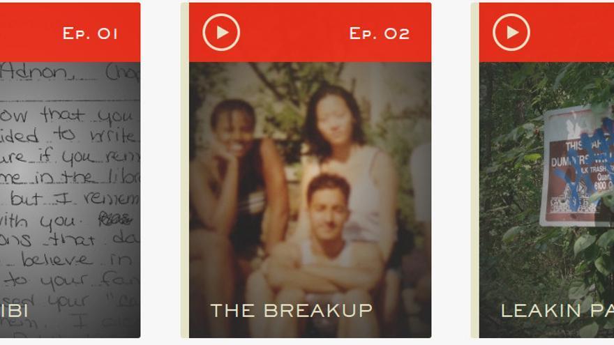 Serial: los tres primeros episodios
