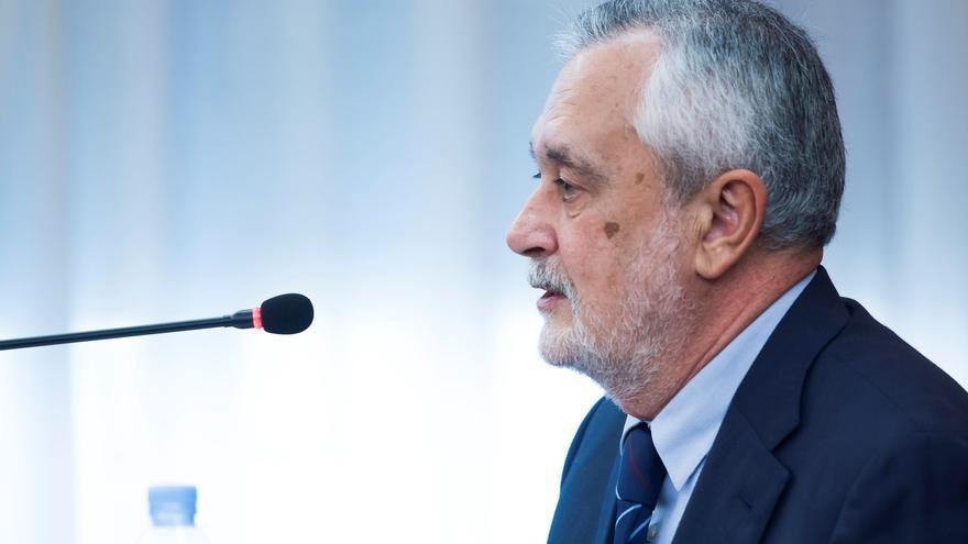 """Griñán afirma que """"jamás"""" recibió informes de Intervención para actuar ante posibles irregularidades"""