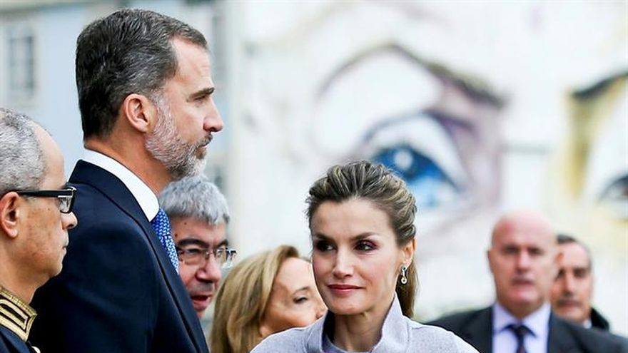 """Felipe VI defiende la """"hermandad ibérica"""" ante la Asamblea de Portugal"""