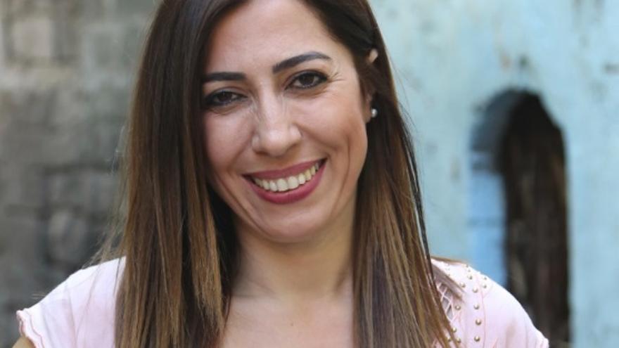 Nurcan Baysal, periodista kurda.