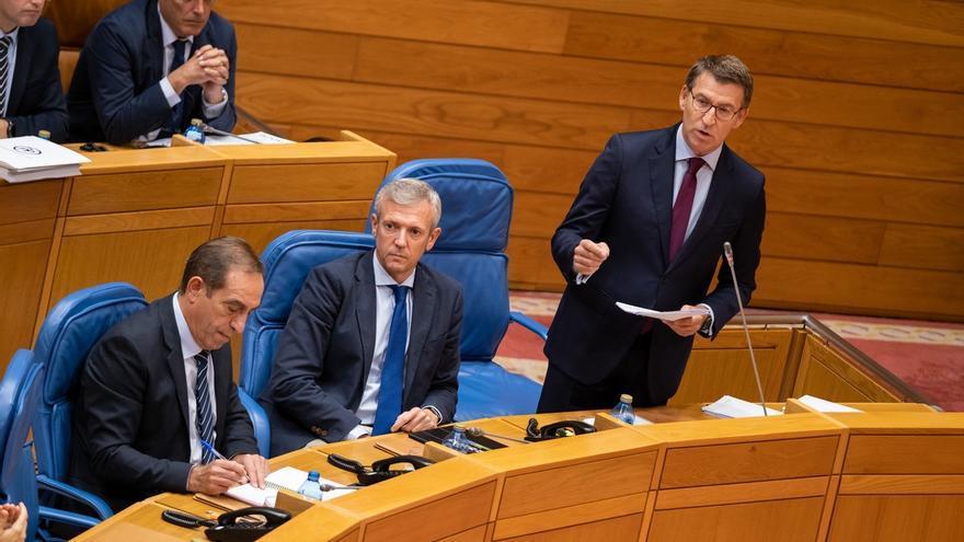 Feijóo confirma que la Xunta irá a los tribunales para reclamar al Gobierno que pague el IVA