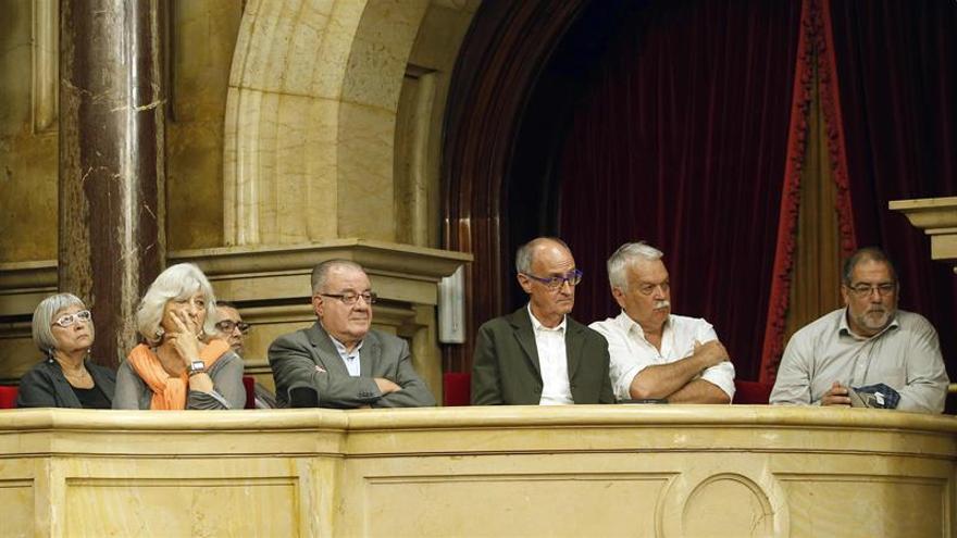 Luz verde del Parlament catalán a anular los consejos de guerra franquistas