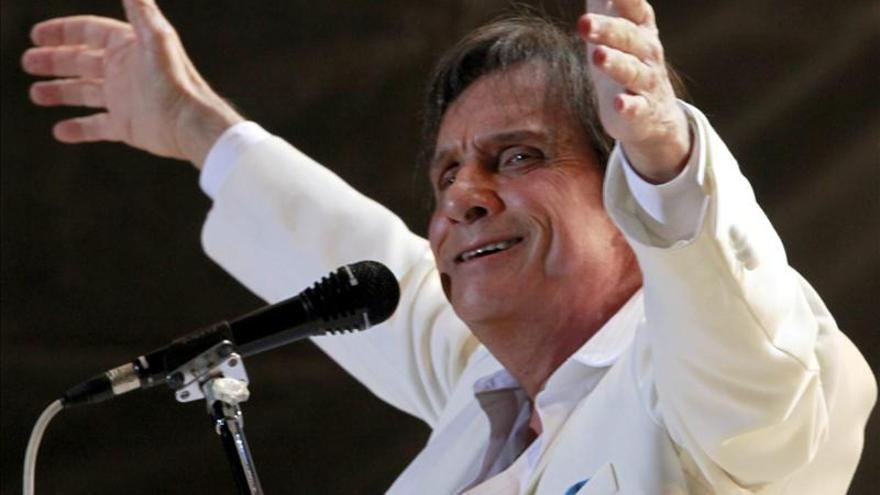 Roberto Carlos pedirá una indemnización por el uso de una canción en la campaña de Maduro
