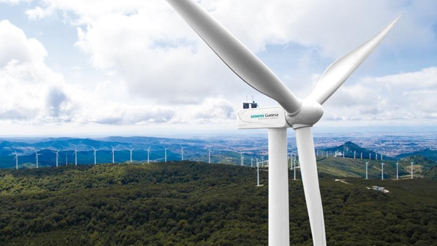 La eólica generó 14.233 GWh en el primer trimestre, con una cobertura del 23,4%