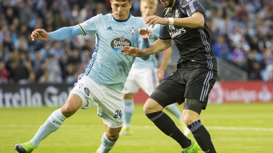 El Celta-Real Madrid brilla en Movistar e impulsa a Gol