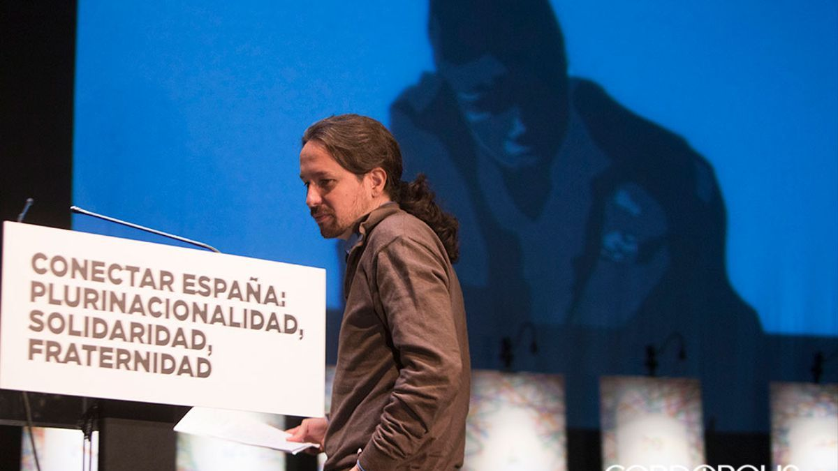 El exlíder de Unidas Podemos, Pablo Iglesias