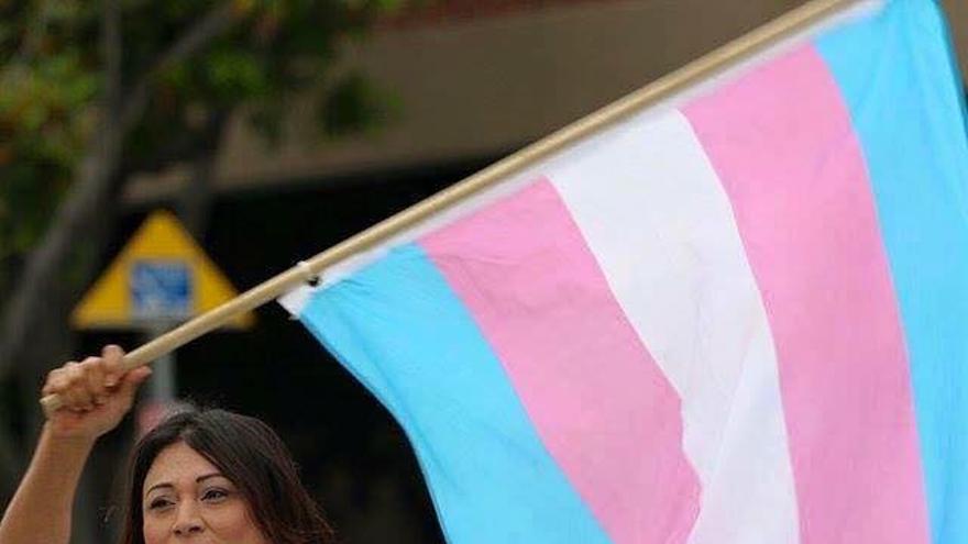 La activista transexual Jennicet Gutiérrez / Familia TQLM