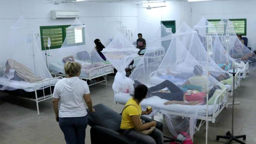 Paraguay se prepara para una de las peores epidemias de dengue de la década