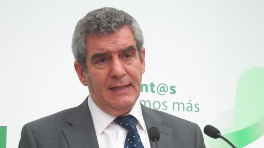 """Villarrubia (PSOE) afirma que la Ley de Demarcación Judicial supondrá """"un nuevo hachazo al mundo rural"""""""