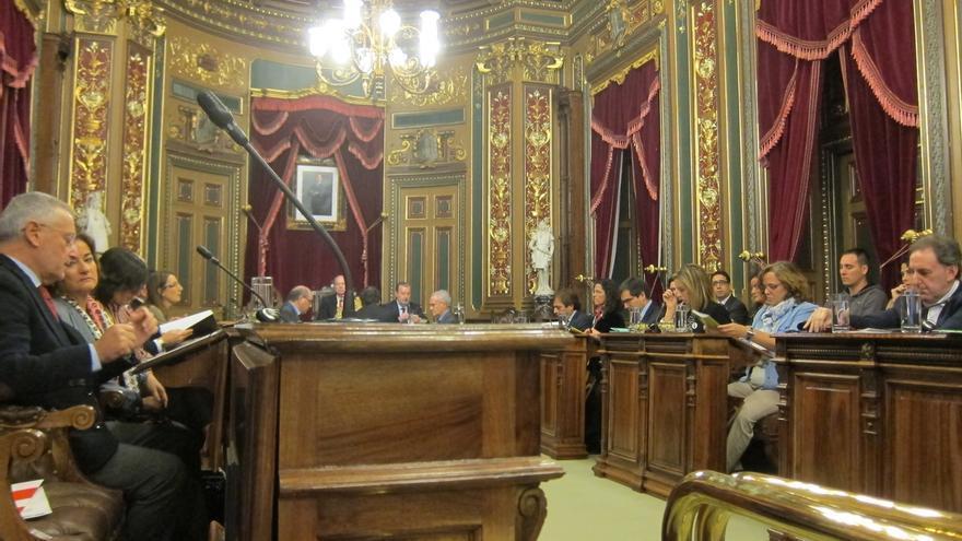 Bilbao aprueba un Presupuesto de 489,7 millones que incorpora 46 enmiendas de la oposición, por 3,2 millones