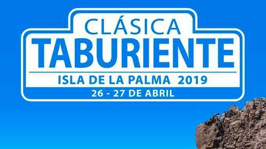 Cartel de la 'I Clásica Taburiente'.