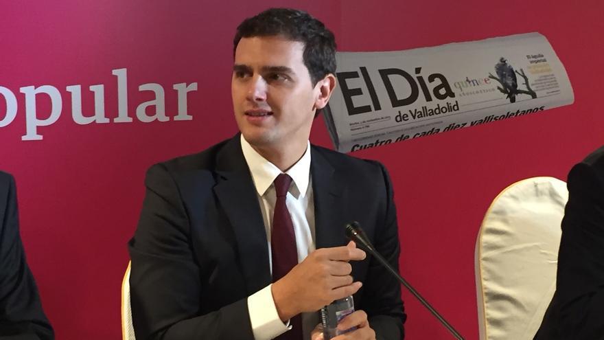Rivera cree que Mas se ha vuelto independentista para huir de la Justicia