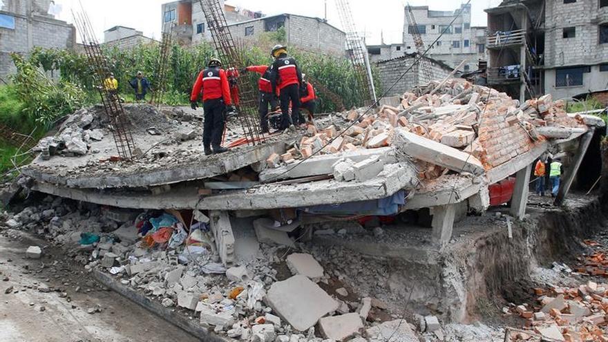 PNUD habilita cuenta para donaciones por terremoto en Ecuador
