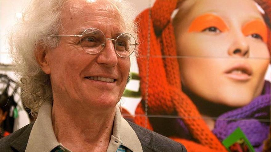 Luciano Benetton, el empresario que llenó la moda de color, cumple 80 años