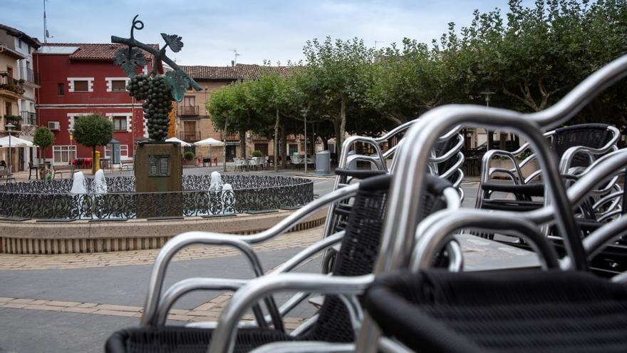 La presión de UCI sube al 83,30 % en La Rioja tras una jornada sin víctimas