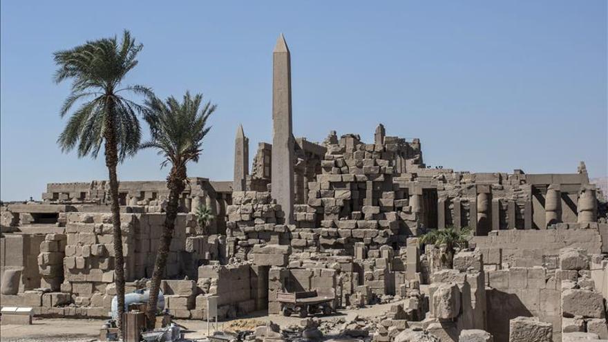Egipto apuesta por el atractivo de los faraones tras nuevo golpe al turismo