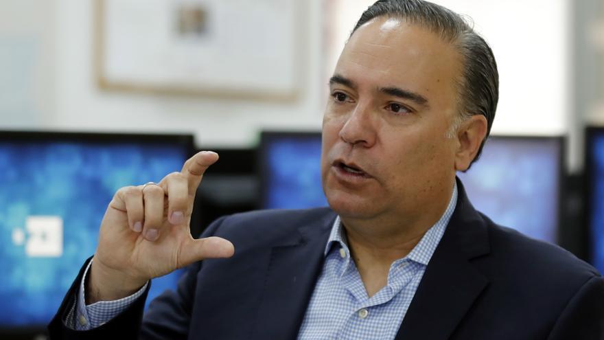 """Embajador en España: """"Colombia permite la protesta, pero no el vandalismo"""""""