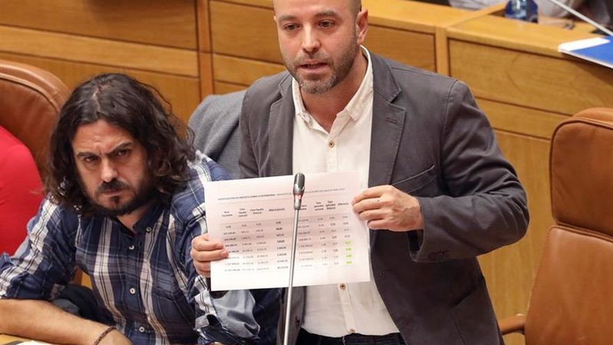 En Marea y BNG exigen a Feijóo explicaciones por las fragatas de Ferrol