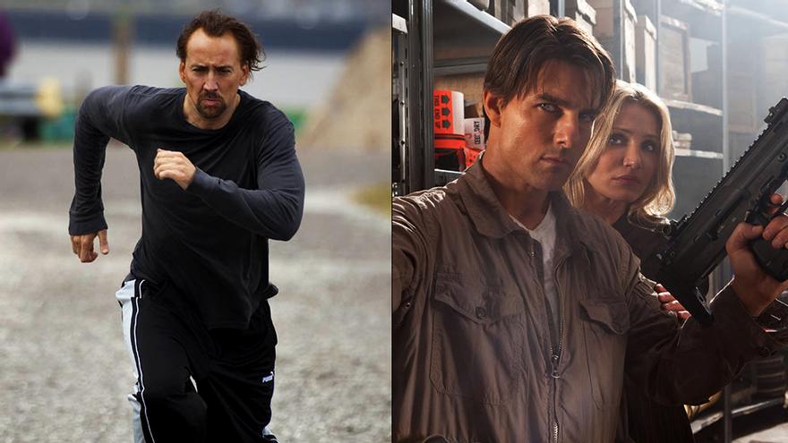 Nicolas Cage, Tom Cruise y Cameron Diaz ponen acción al último lunes de julio