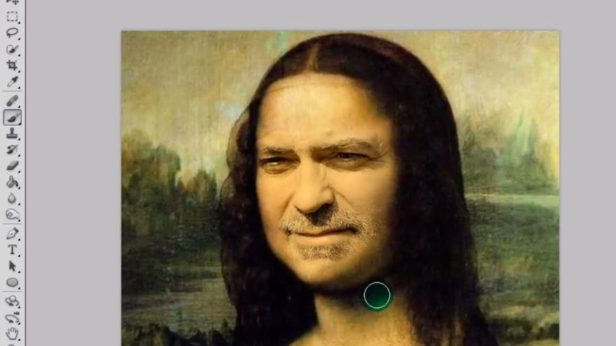 La Gioconda, de da Vinci, puede llegar a sufrir ciertos cambios de imagen al ser 'fotochopeada'