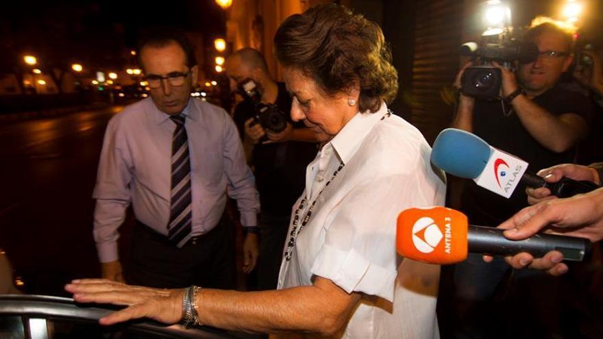 Compromís reclama que la Diputación Permanente aborde ya el relevo de Barberá