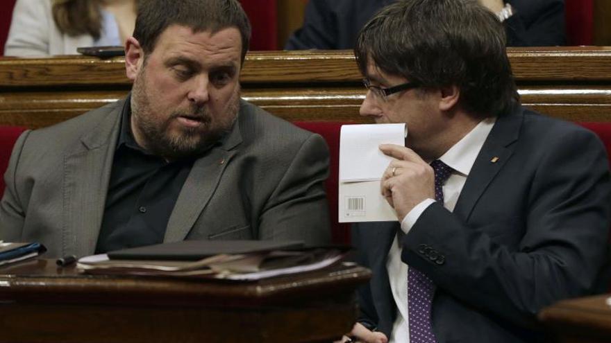 El Parlament prorroga presupuestos con apoyo de CUP que pide desobedecer el FLA