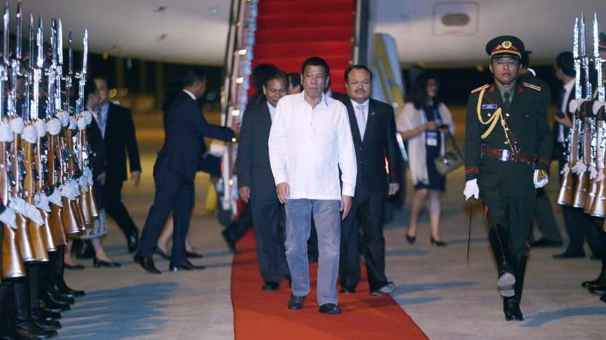 Obama no se reunirá con el presidente de Filipinas debido a la tensión bilateral