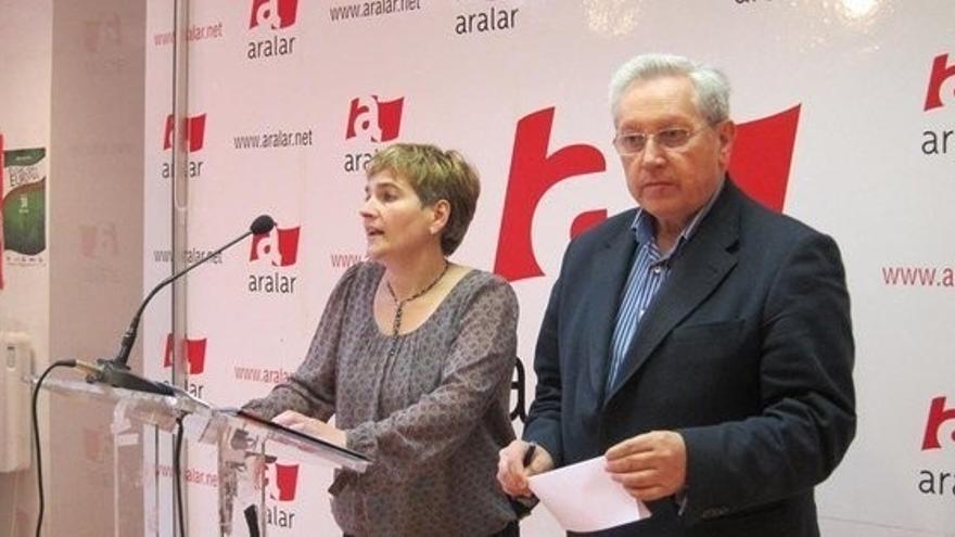 """Aralar se autodisuelve tras 16 años de existencia y pide a Otegi que """"abra el camino"""" que llevó a Cataluña al 1-O"""