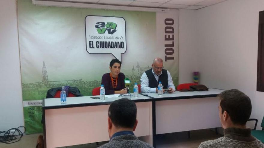 Presentación de la Asamblea Social / Podemos Toledo