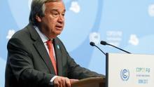 La ONU alaba el trabajo de España en la COP pese al resultado insuficiente