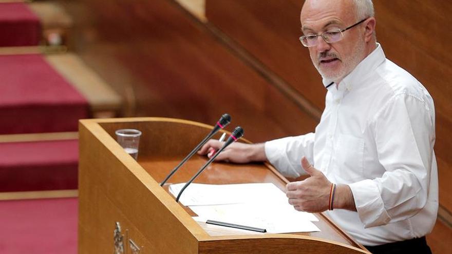 """Podemos anuncia que está """"preparado"""" para entrar en el Gobierno valenciano"""