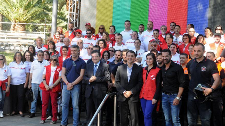 Los organizadores de la iniciativa #ReyesparaTodos hicieron un llamamiento a la participación, este viernes, en el Parque García Sanabria