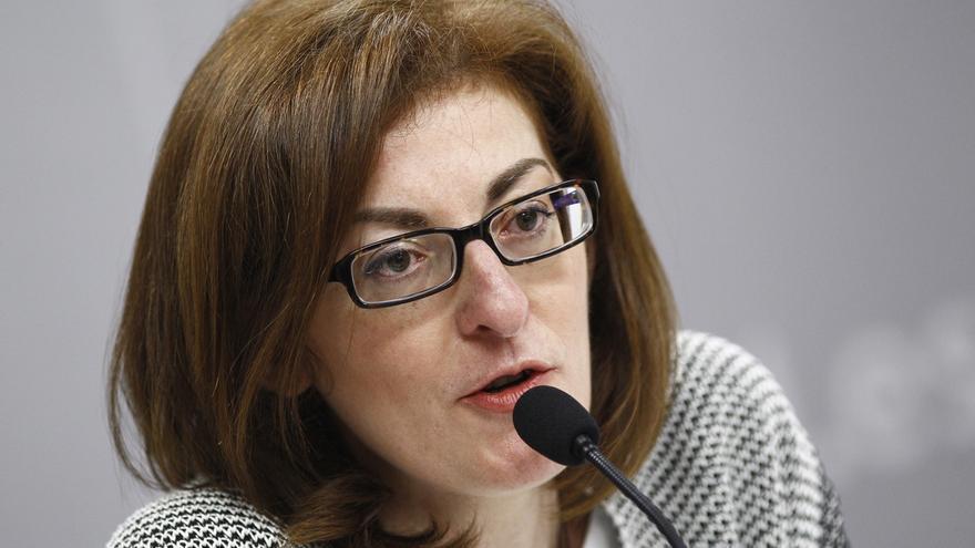 Pagazaurtundúa (UPyD), nombrada vicepresidenta del grupo liberal en la Eurocámara