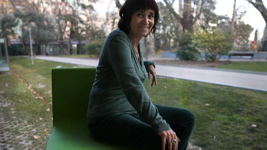 'La carne' es la decimoquinta novela de Rosa Montero.   ALEJANDRO RUESGA