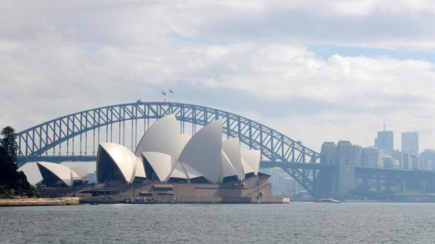 Australia rebaja la previsión de crecimiento al 2,25 % por sequía e incendios