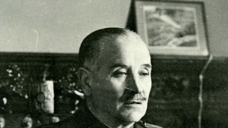 Santiago Queipo de Llano en una imagen de archivo.
